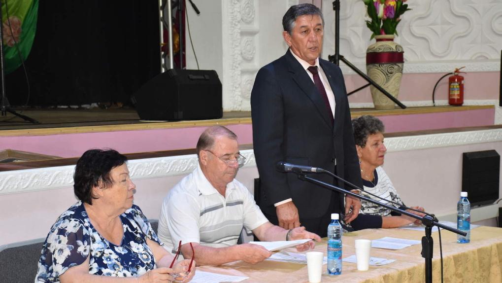 Фонда Манякина продолжает отмечать работу ветеранского актива региона