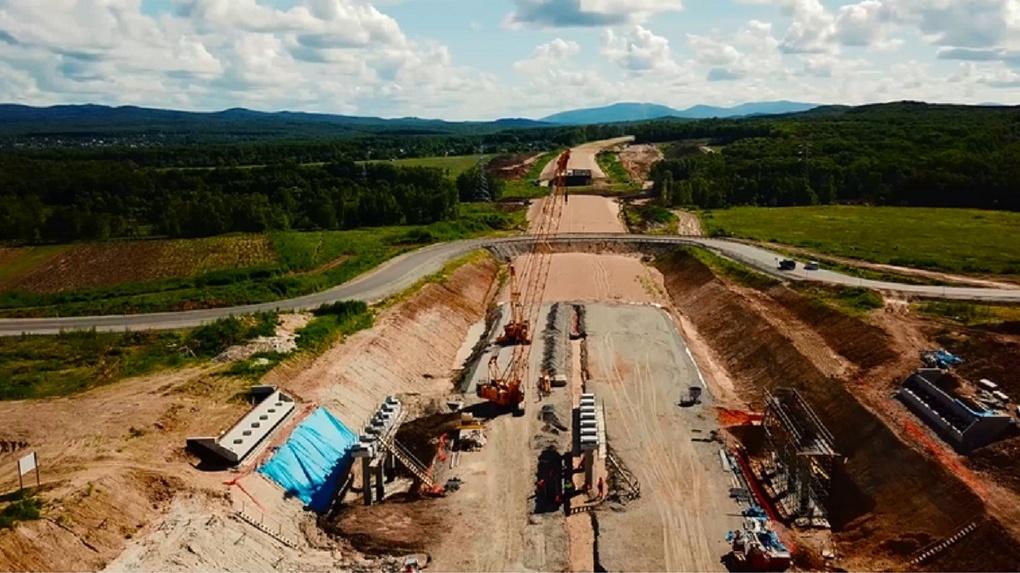 Строительство четвёртого моста через Обь начали в Новосибирске