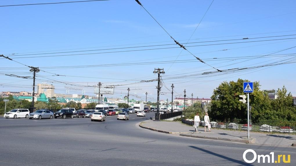 Слежка за водителями обойдется Омску в 15 млн рублей
