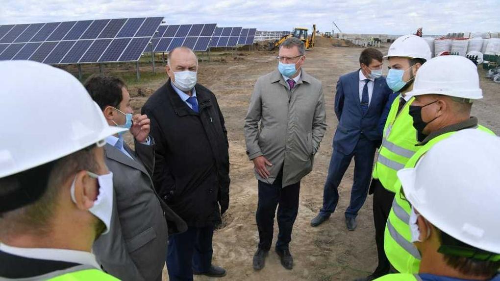 Эксперт оценил перспективы строительства солнечных электростанций в Омской области