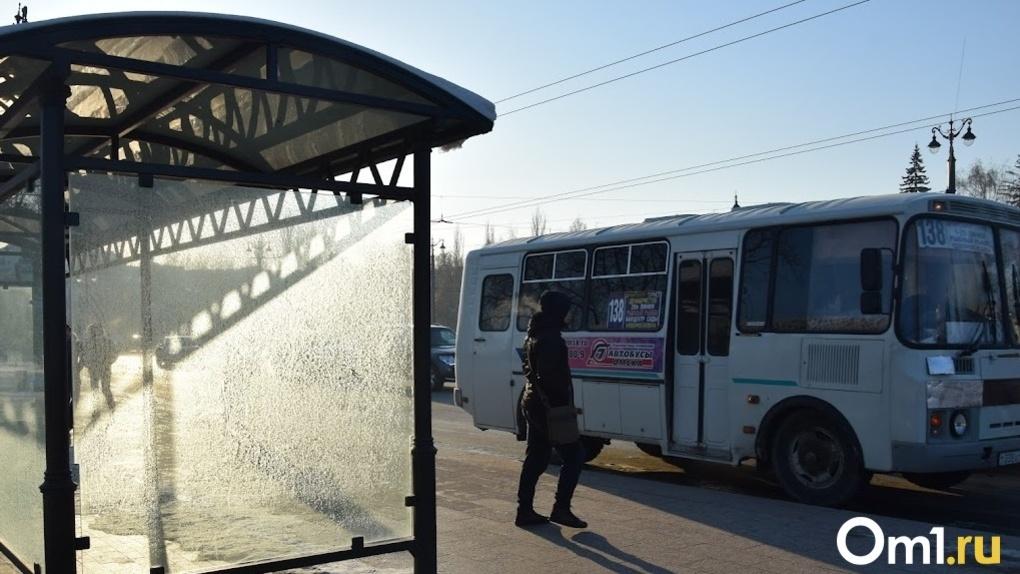 Новые автобусные остановки появятся в Новосибирске к МЧМ-2023