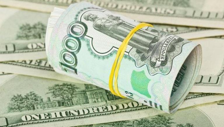 Курс валют: доллар подешевел на 28 копеек