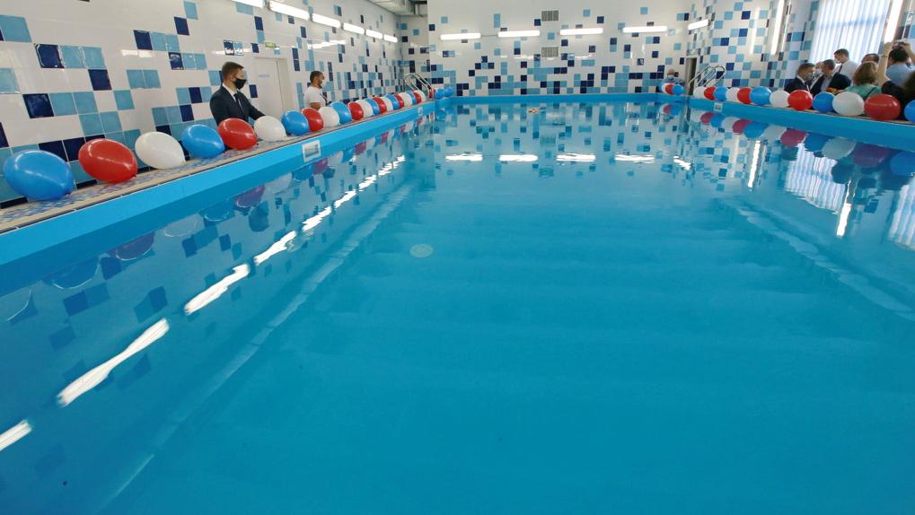 В отдаленном микрорайоне Новосибирска откроют бассейн