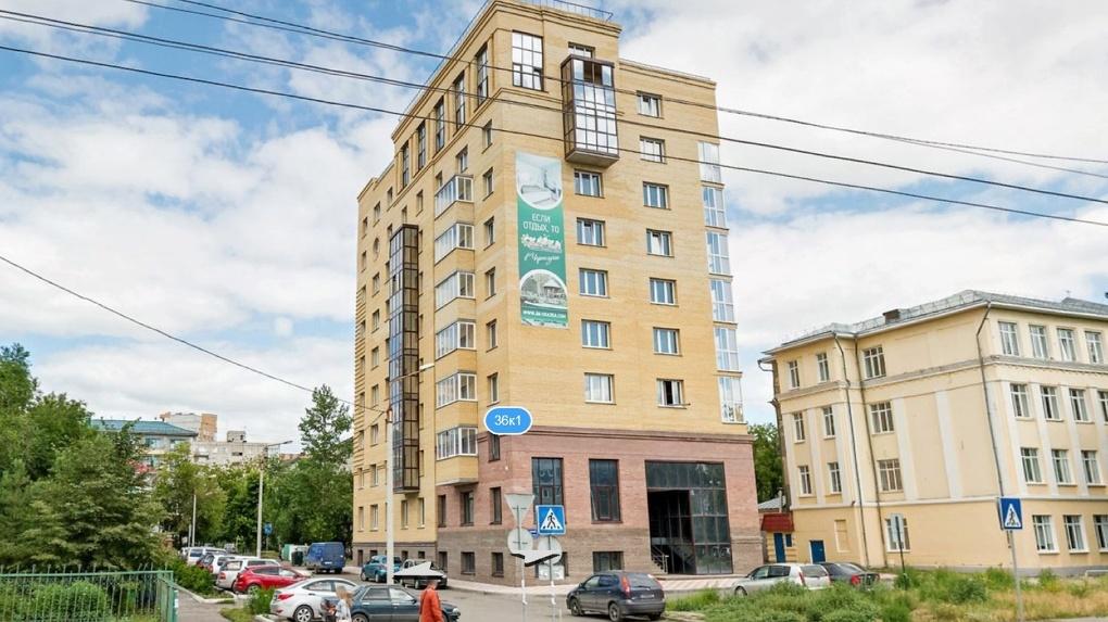 Омские депутаты хотят узаконить высотку Оркиша, которую ввели в эксплуатацию «под шумок»