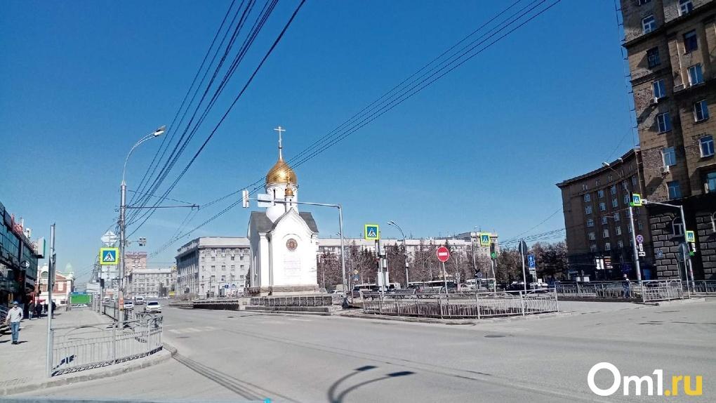 В Новосибирске капитально отремонтируют пешеходный переход через Красный проспект