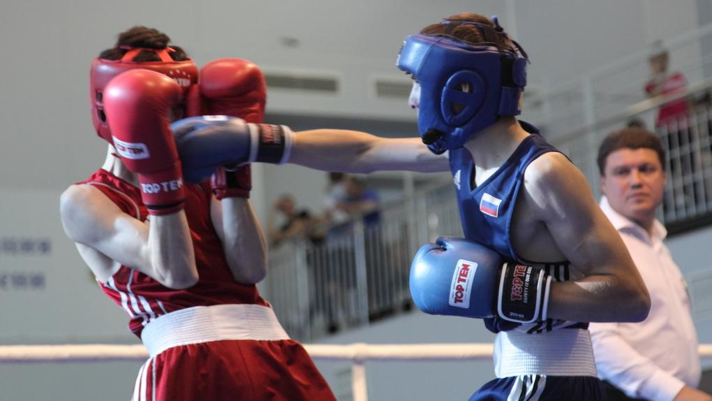 Юные боксеры из Омска завоевали 7 медалей на первенстве Сибири