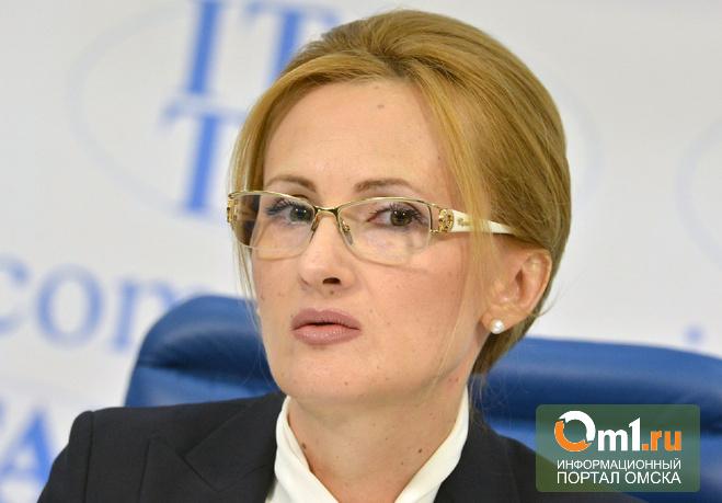 Ирина Яровая: блогеров не приравняют к СМИ