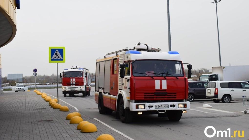 В Москве взорвался крупный бизнес-центр (обновляется)