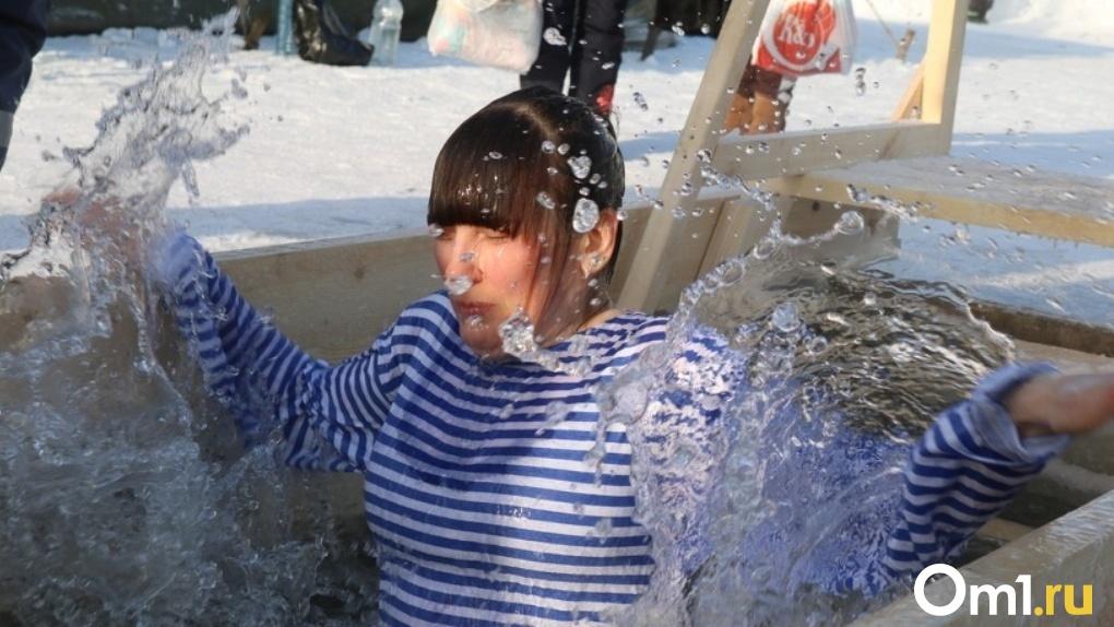 Вместо мороза - сильный ветер. Синоптики рассказали о погоде на Крещение в Омске