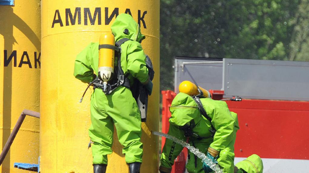 «ОмскВодоканал» превысил предел выбросов аммиака в 27 раз