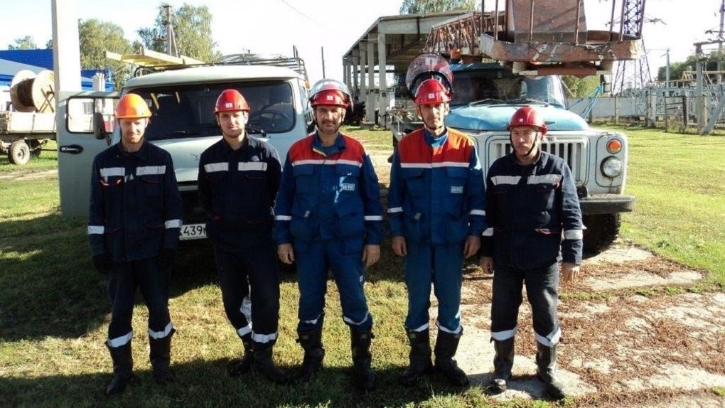 Готовность электросетей АО «РЭС» к осенне-зимнему периоду проверили в ходе командно-штабной тренировки