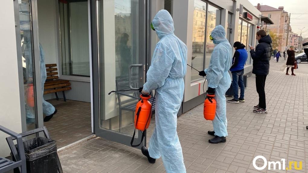 Коронавирус в мире, России и Новосибирске: актуальная информация на 30 октября