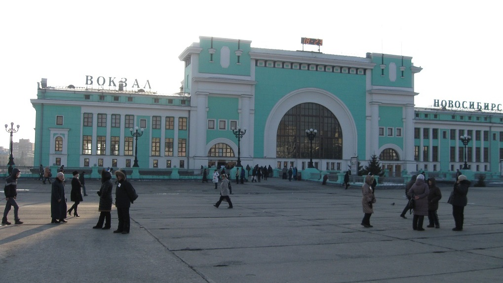 РЖД отменило три поезда из Новосибирска из-за коронавируса