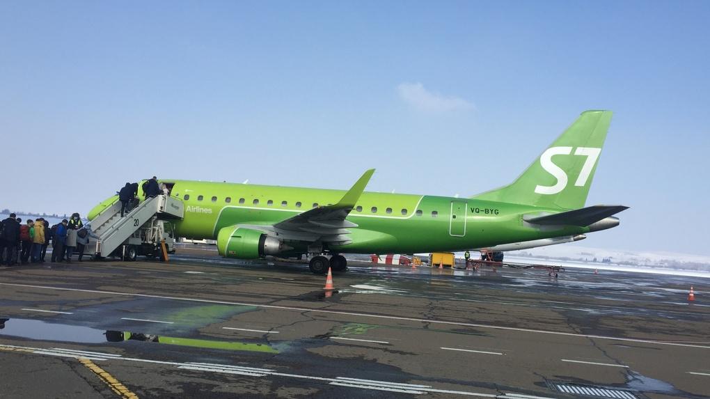 Новосибирский аэропорт Толмачёво стал одним из пунктов пропуска для въезда в Россию по электронной визе