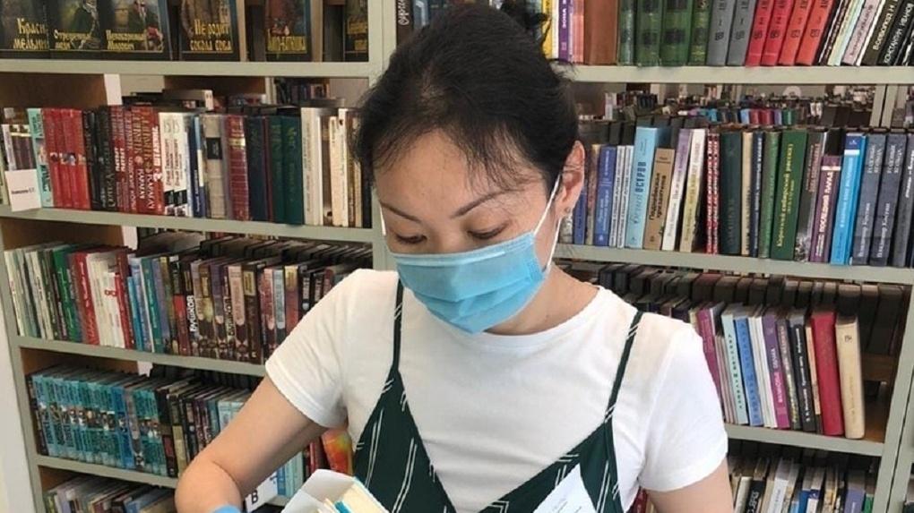 Библиотеки Новосибирска возобновили работу после карантина
