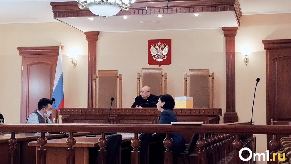 В омских судах закончились сотрудники