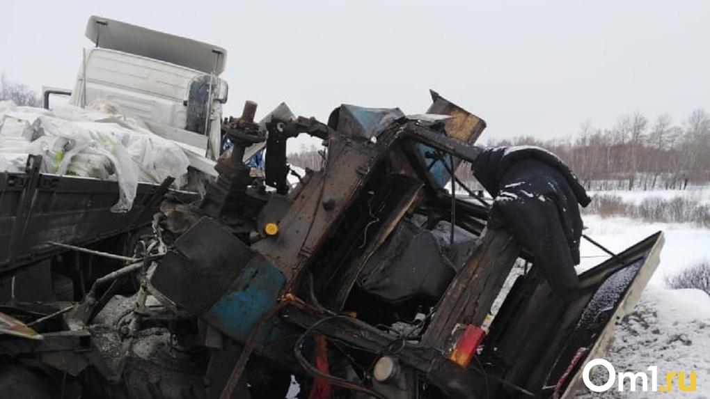 Дороги в Омской области оказались самыми опасными в стране