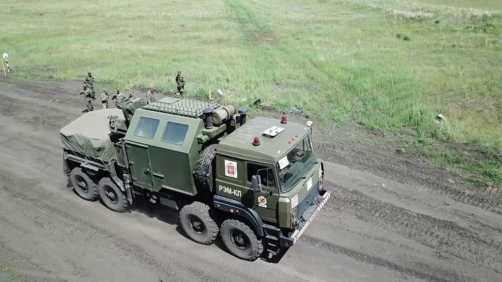 В Омске готовятся к армейскому конкурсу среди танкистов