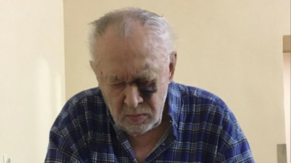 Пожилого омича избили в Нежинском геронтологическом центре