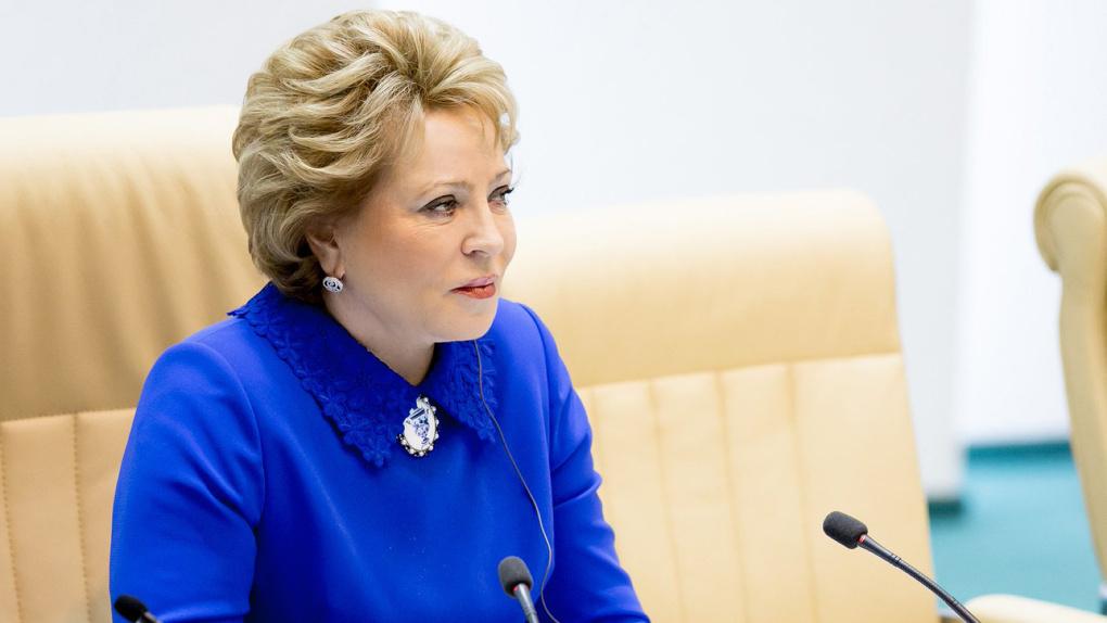 Валентина Матвиенко раскритиковала состояние городской среды Новосибирска