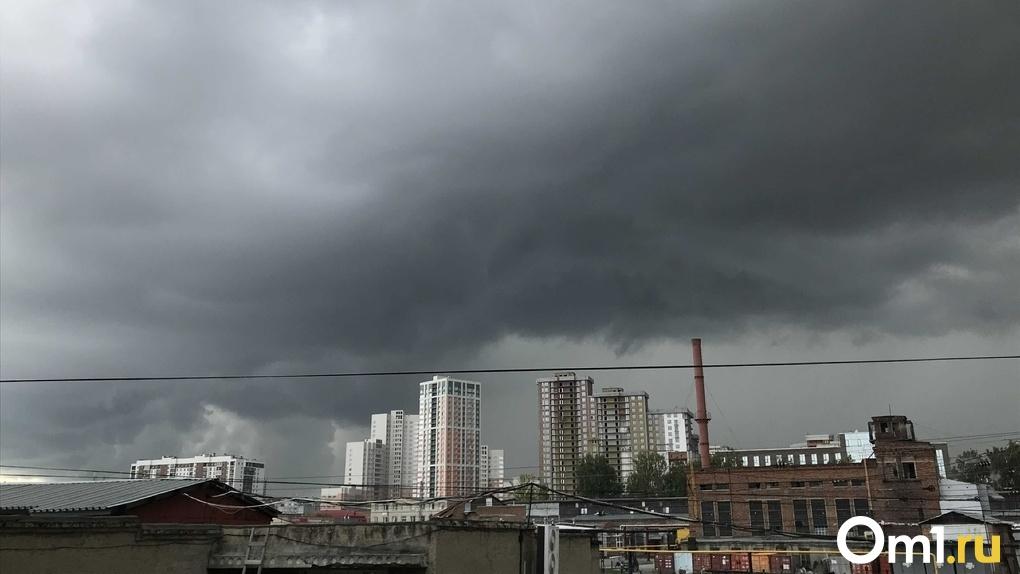 Сильный холод, снегопад и дожди придут в Новосибирск в середине недели