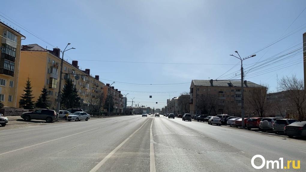В Омске еще на одном аварийном участке изменили работу светофора