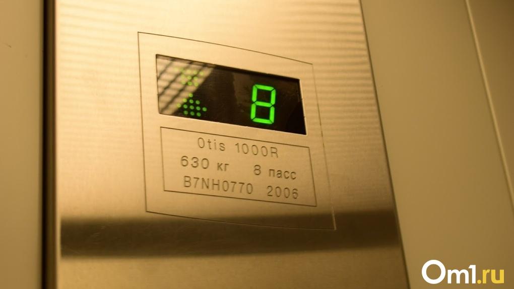 На замену лифтов в многоэтажках «скинутся» все омичи