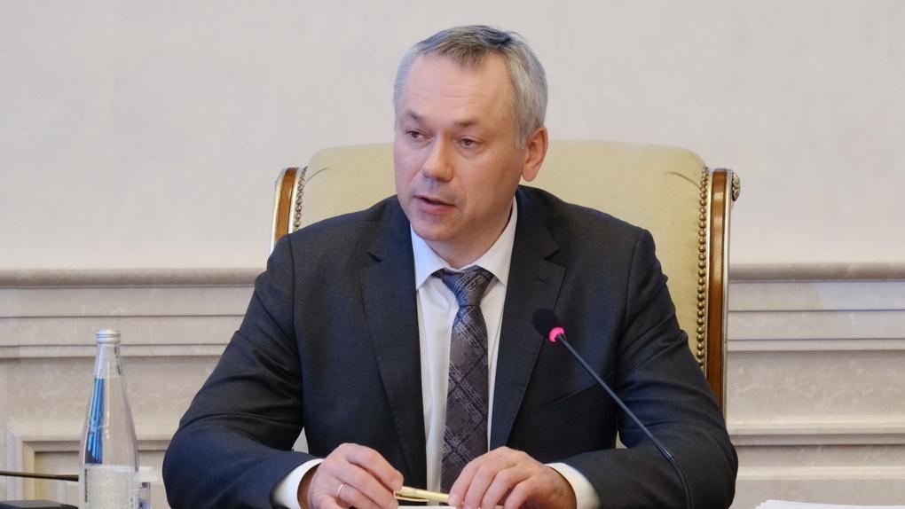 Травников не исключил, что режим самоизоляции в Новосибирске продлят после 30 апреля