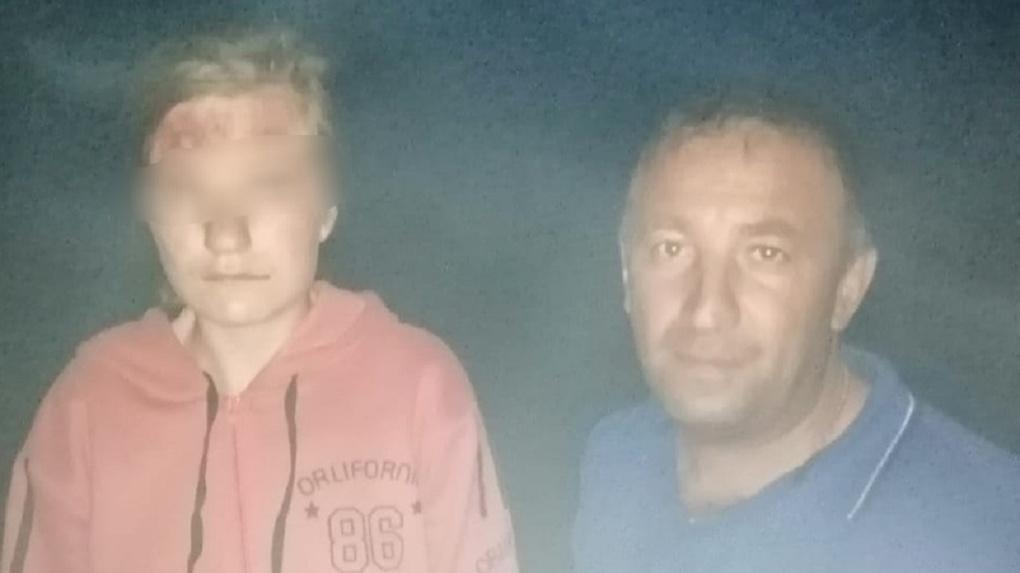 17-летнюю девушку, которая пропала несколько дней назад, нашли за сто километров от Новосибирска