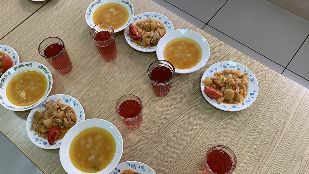 «Новые люди» нашли способ обезопасить питание новосибирских школьников