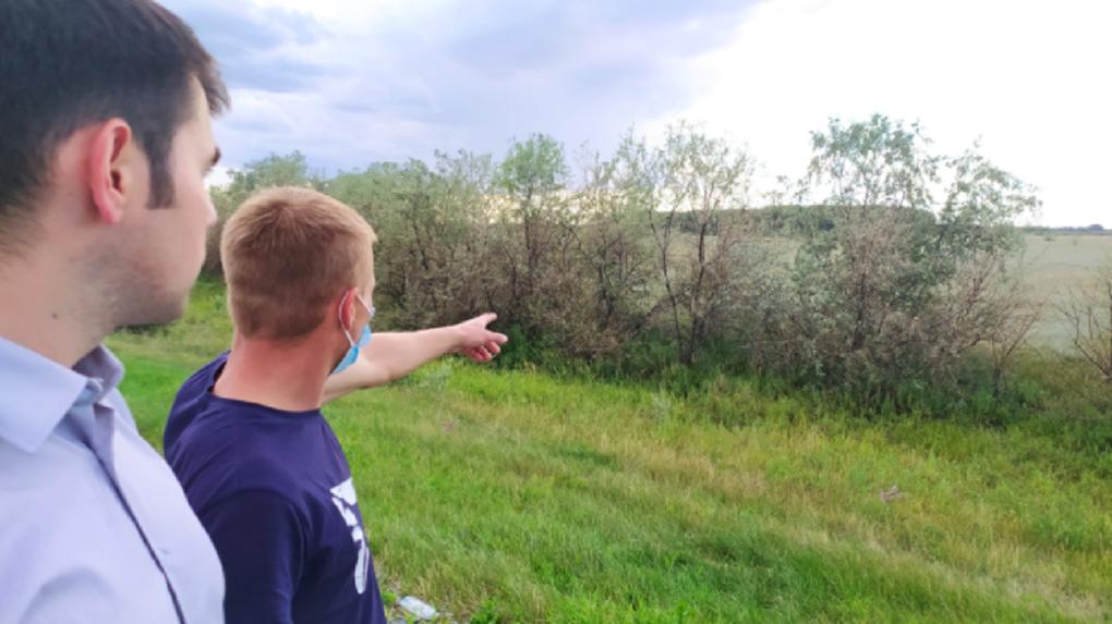 Сбежал из больницы, но не из страны: иностранца поймали на границе в Новосибирской области