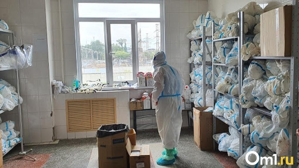 Ещё пять омских ЦРБ превратят в госпитали для больных коронавирусом