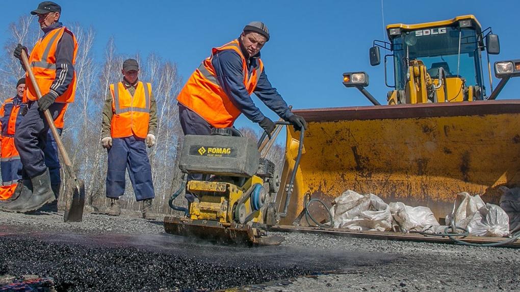 Власти Новосибирска потратят один миллиард рублей на ремонт дорог в 2020 году