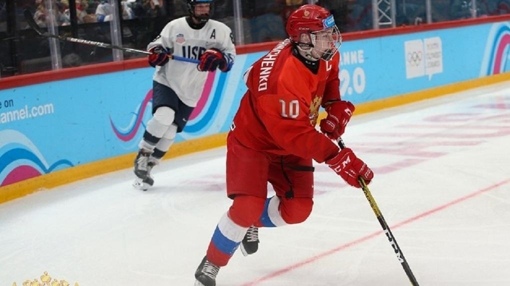 «Омские Ястребы» подпишут контракт с будущей звездой хоккея