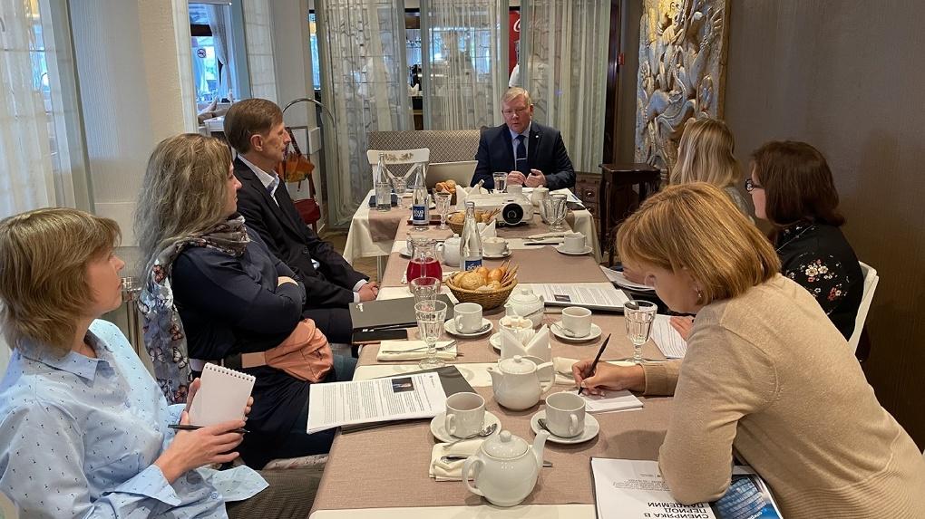 Алексей Денисов возглавил банковский бизнес группы «Открытие» в Омской области