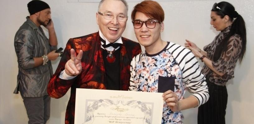Дизайнер Хапизов имеет все шансы стать «Народным героем» Омска