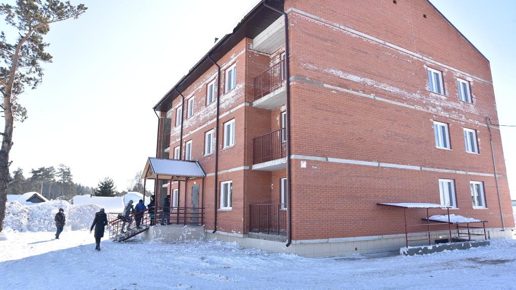 650 служебных квартир для молодежи построят к 2024 году в селах Новосибирской области
