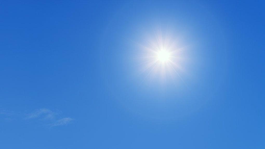 В День России в Новосибирске будет жарко