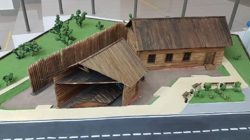 В Омске планируют восстановить казарму, где жил Достоевский