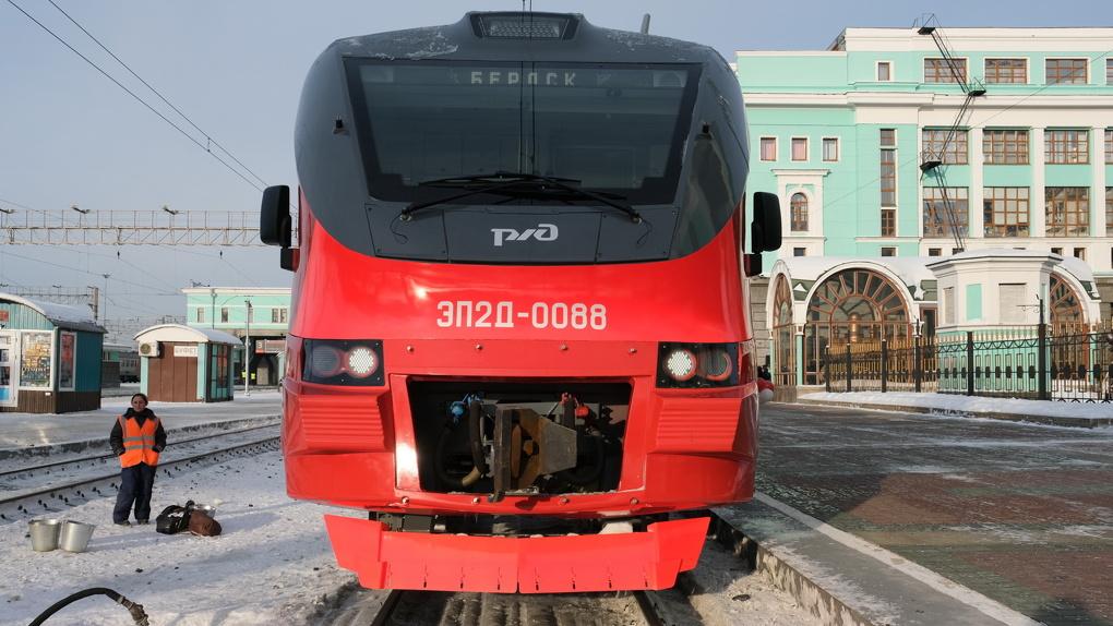 Билеты на проезд в новосибирских электричках подорожает с нового года