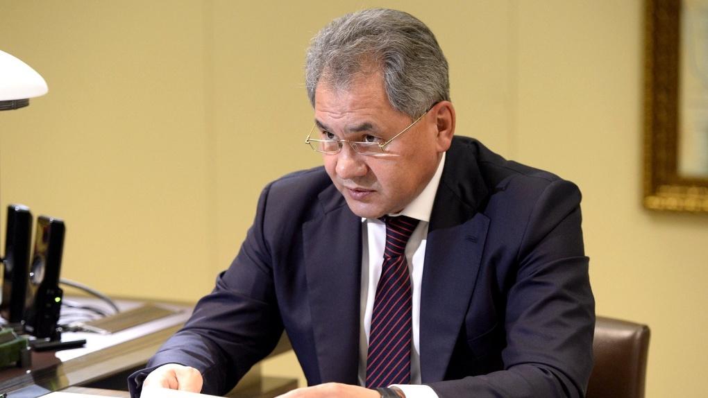 В Омск приезжает министр обороны РФ Сергей Шойгу