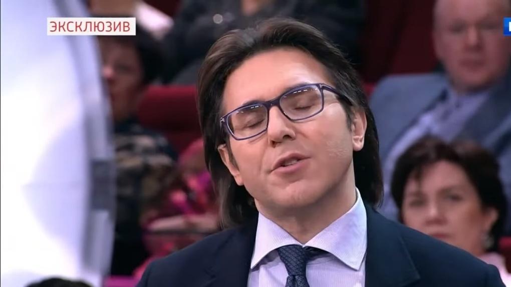 Лещенко, у которого уже подтвердили коронавирус, за несколько дней до этого снялся в шоу Малахова