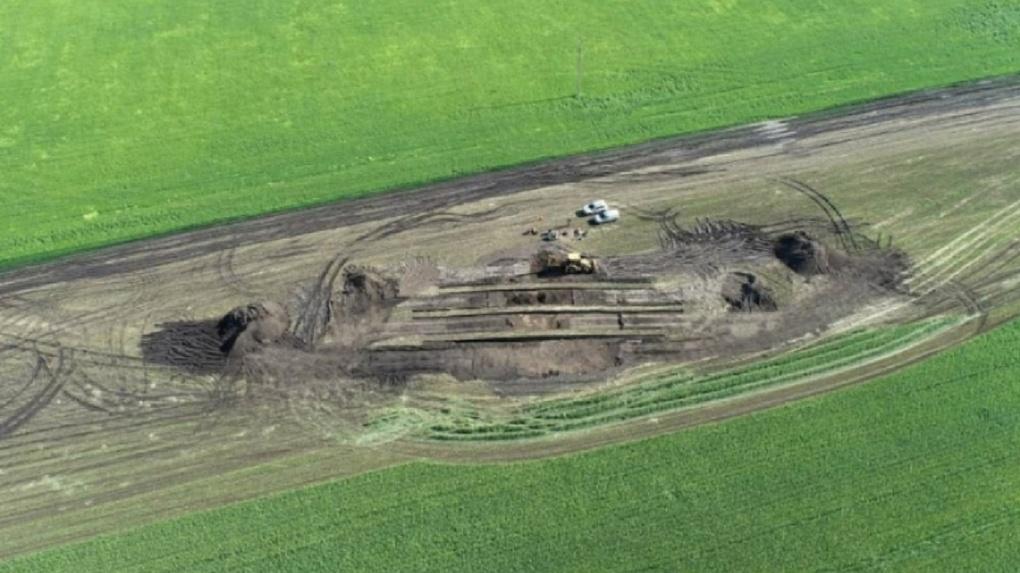 В Омской области нашли следы древнего жертвоприношения