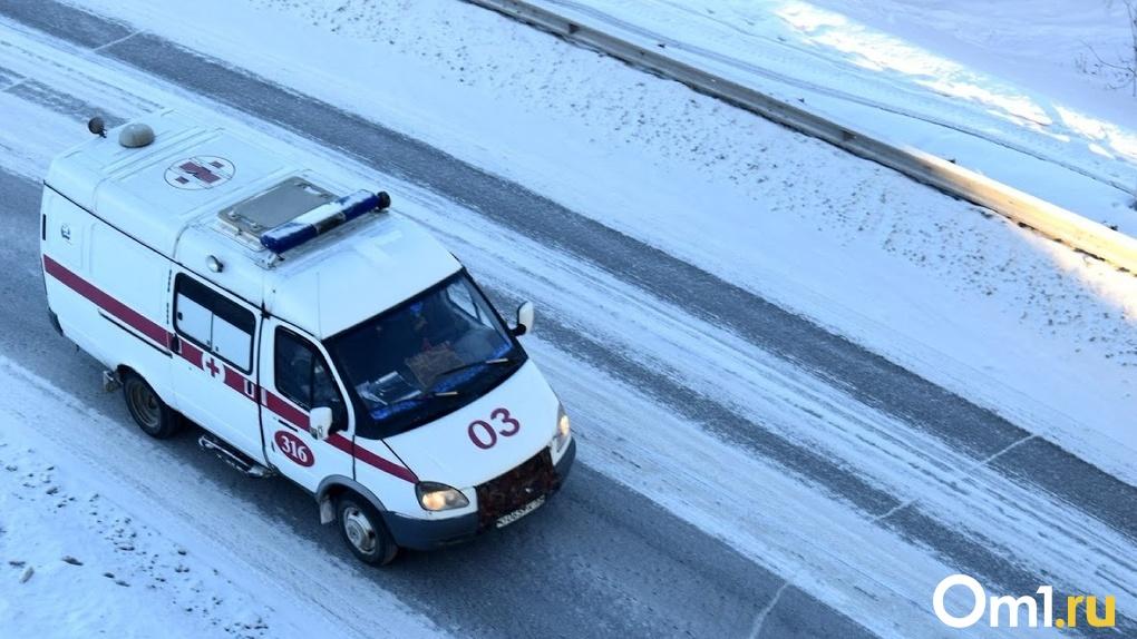 В Омской области мужчина скончался из-за куска мяса