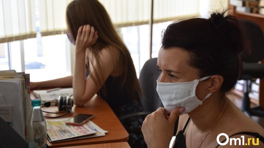 В Минздраве объяснили, почему в Омске растёт число заболевших коронавирусом