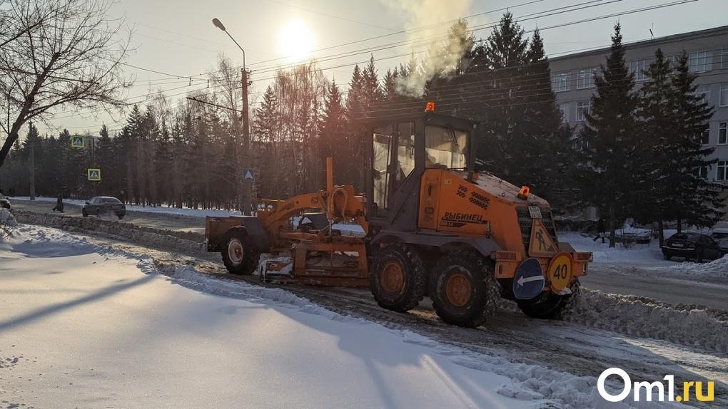 Вместе с весной в Омск пришла проблема паводка