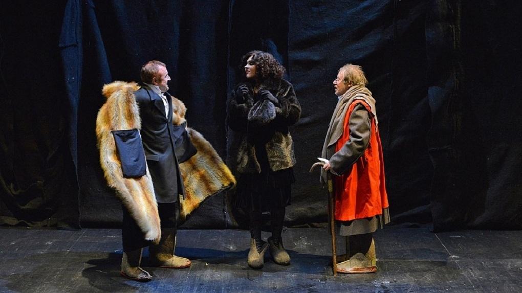 Омская драма примет участие в Пушкинском фестивале в необычном формате