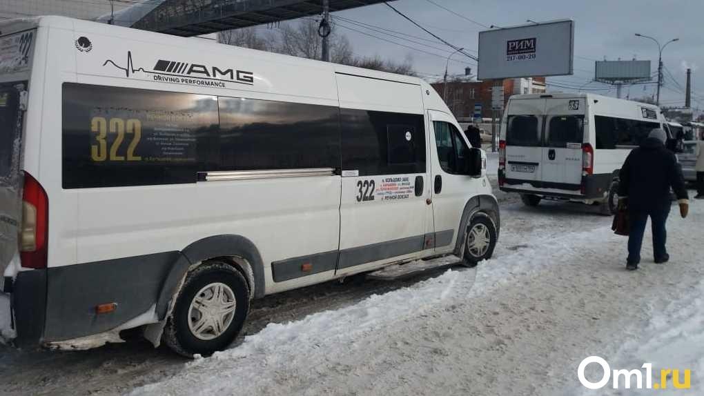 В новогодние каникулы в Новосибирске резко сократят количество рейсов общественного транспорта