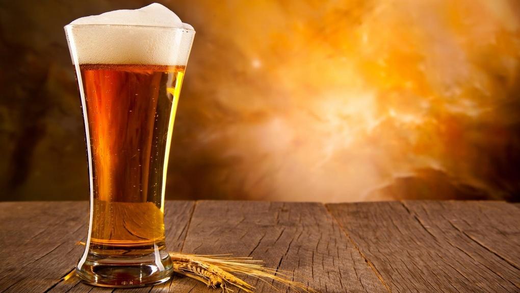 В Омск пытались ввезти 20 тонн нелегального пива