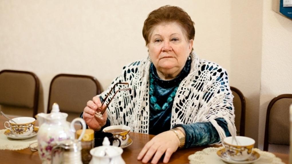 В Омске сняли фильм об омской звезде Любови Ермолаевой